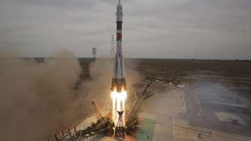 Американец и руснак излетяха със Союз към Международната космическа станция