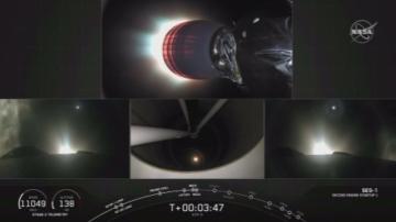 Ракета на Спейс екс изведе в орбита 24 спътника, лаборатория и атомен часовник