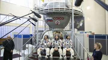 Нов екипаж се готви за МКС