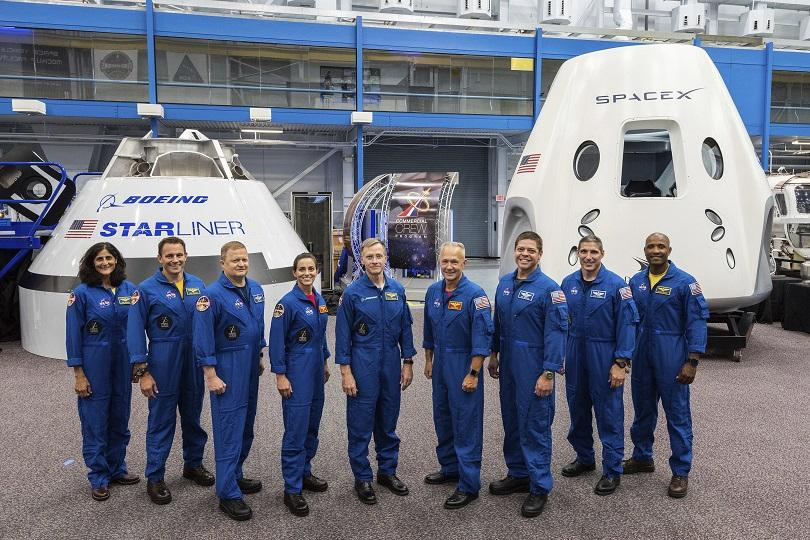 Първият полет на космическия кораб
