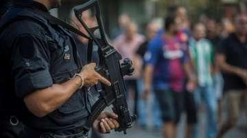 Полицията ликвидира нападателя от Барселона