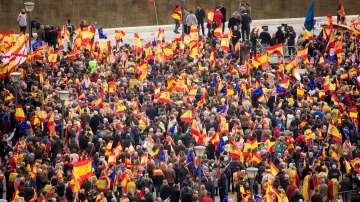 В Испания протестират срещу действията на премиера Педро Санчес