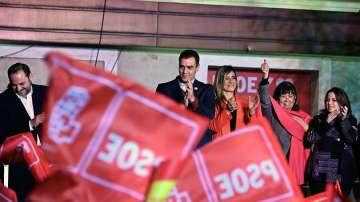 Социалистите печелят парламентарните избори в Испания без мнозинство