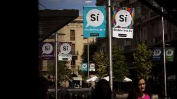Реакции след решението за референдум за отделяне на Каталуния от Испания