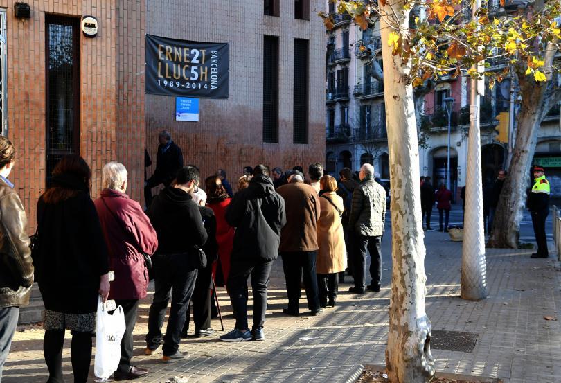От нашите пратеници: Рекордна избирателна активност в Каталуния
