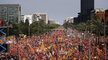 Година след опита за отделяне: Кризата в Каталуния не е приключила