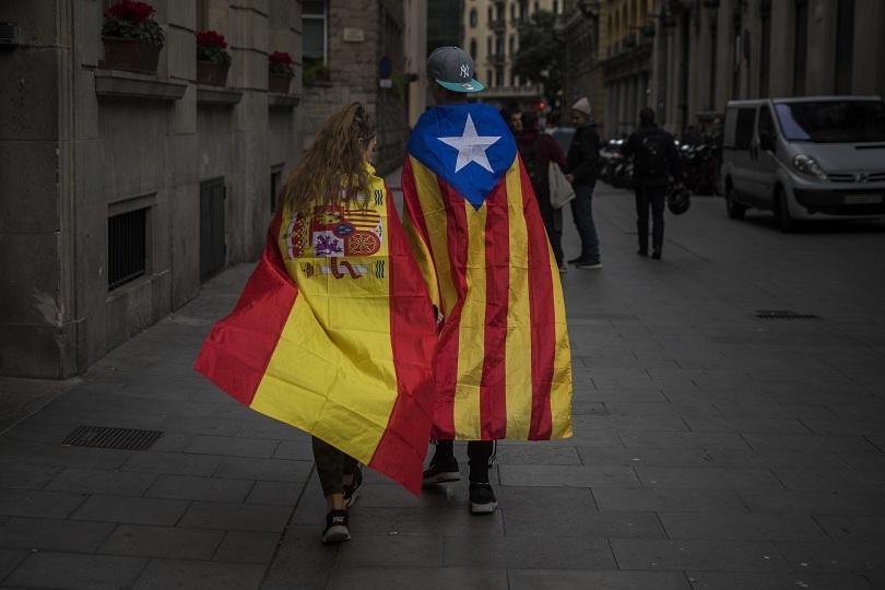 Кризата в Каталуния е струвала на Испания 1 млрд. евро