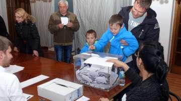 В Турция са гласували най-много от съгражданите ни зад граница към 17.00 часа