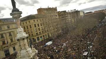Протести и шествия по света в Международния ден на жената