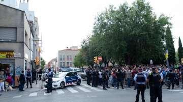 Арестуваха девет каталунски сепаратисти, планирали атаки
