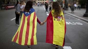 Кралят на Испания подкрепи съдиите в Каталуния