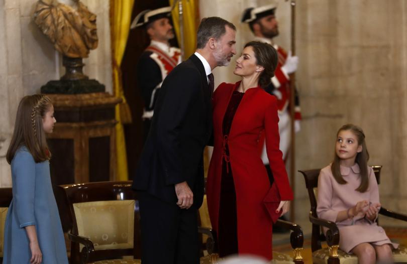 Кралят на Испания Фелипе Шести навърши днес 50 години. По