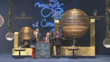 Коледната лотария Ел Гордо в Испания