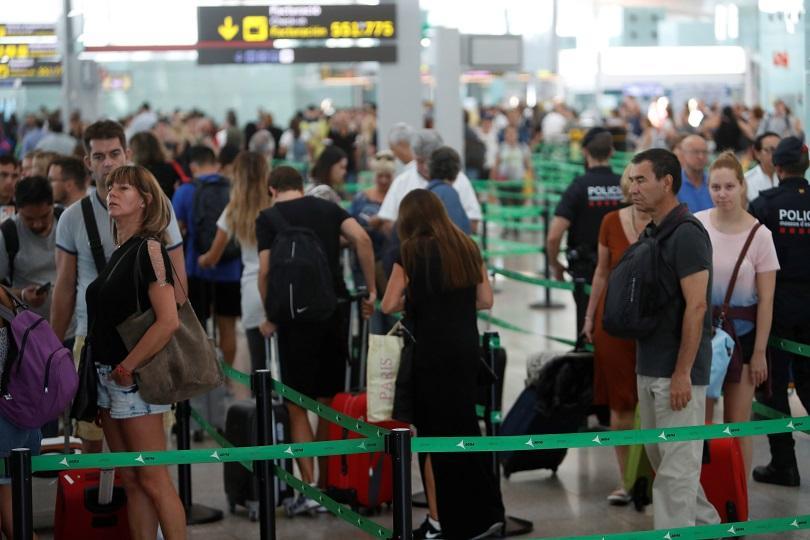 Заради транспортни стачки в Испания, са възможни затруднения при масовото