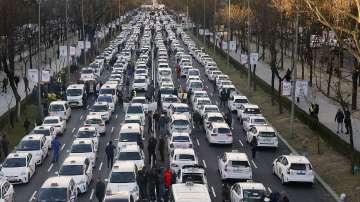 Испания въведе ограничение на скоростта от 90 км/ч по пътищата