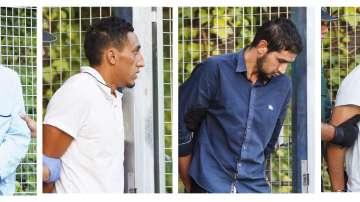 Четиримата заподозрени за атентатите в Испания вече са обвинени в убийство