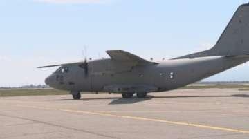 България е домакин на летателна тренировка със самолети Спартан