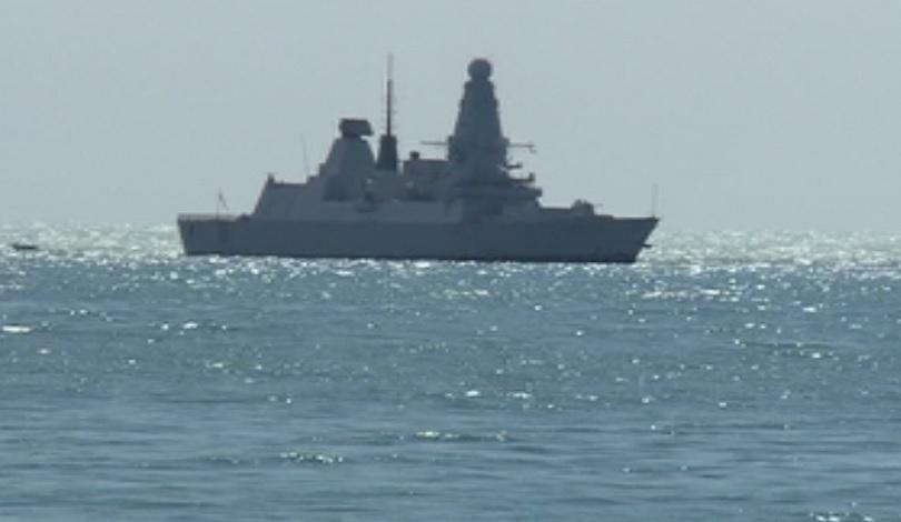 Военни моряци от Варна спасиха индонезийски моряк. ВарнаТази сутрин от