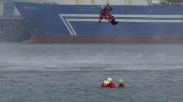 Спасиха исландския президент при тренировка