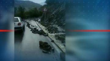 Проведе се спасителна акция на туристи, блокирани край местноста Дамбалъ
