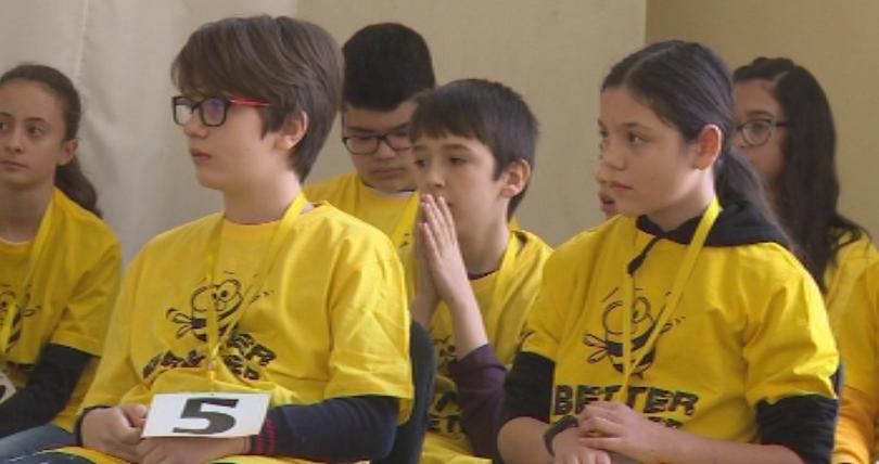 Във Варна се проведе регионалното състезание по правопис на английски