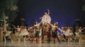 """Солисти от Болшой театър в балета """"Спящата красавица"""" в Софийската опера"""