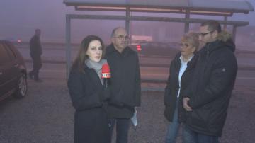 Пациенти и лекари настояват за автобусна спирка до една от болниците в София