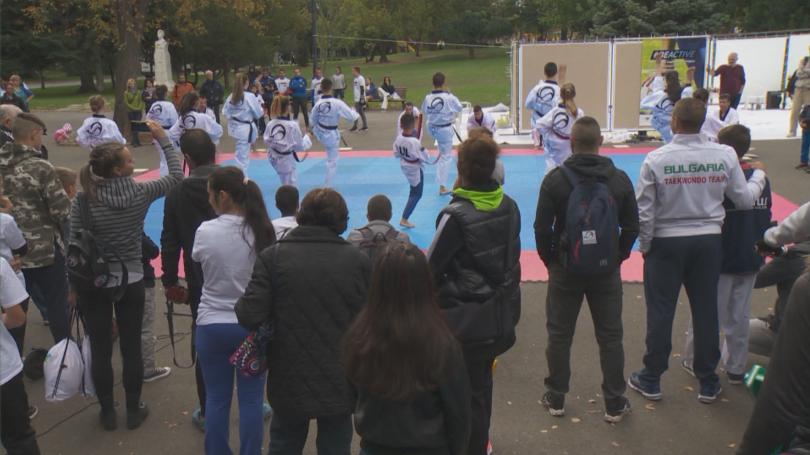 Европейската седмица на спорта ще бъде открита официално днес в