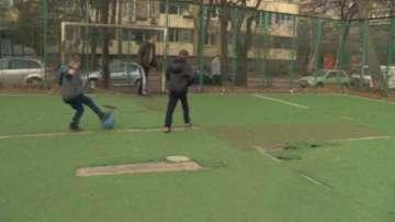 Двама братя създадоха инициатива за реновиране на спортните площадки в България