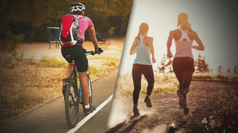 Американски учени откриха, че пробягването на 5 километра дневно помага