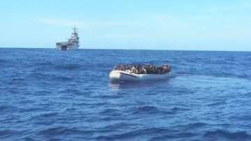 Испания спаси 476 мигранти в Средиземно море
