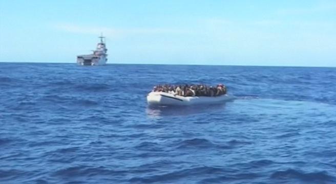 Кралският военноморски флот на Мароко откри огън срещу плавателен съд
