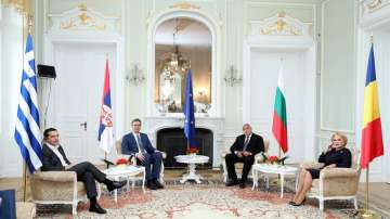 Изявления на лидерите след четиристранната среща в Евксиноград (ВИДЕО)