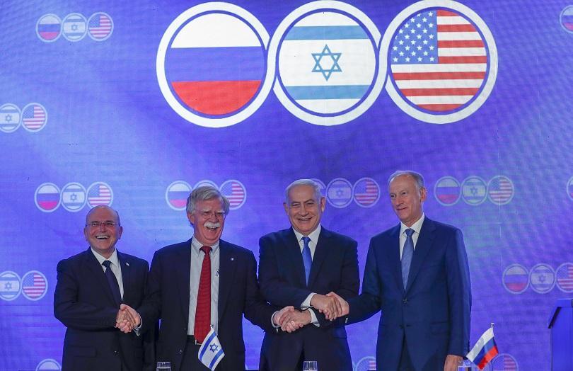 Темата за Иран доминираше на тристранната среща по проблемите на