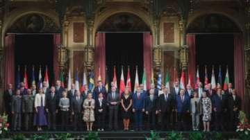 Продължава неформалната среща на външните министри от ЕС във Виена