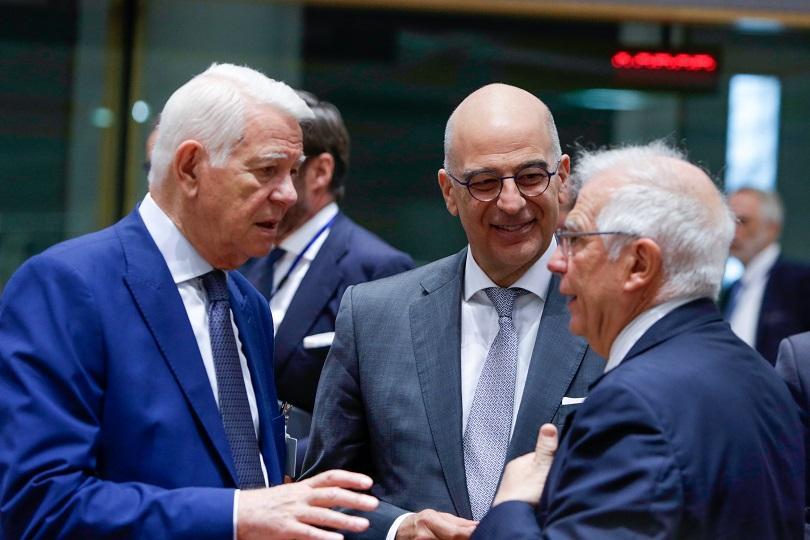 Кризисна среща в Брюксел на министрите на външните работи на