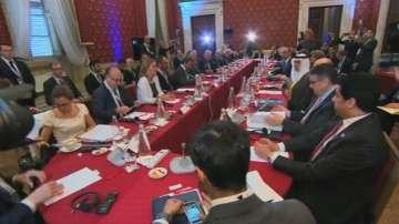Сирия беше основна тема на заседнието на външните министри от Г-7