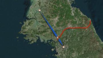 Лидерите на Северна и Южна Корея ще се срещнат в демилитаризираната зона