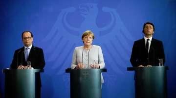 Ангела Меркел: Искаме растеж в Италия, Германия и Франция