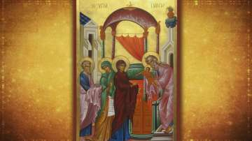 Православната църква отбелязва Сретение Господне