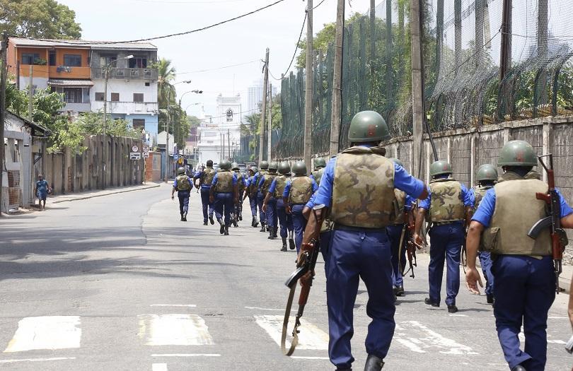 Снимка: Разузнаването е предупредило за очаквани атаки в Шри Ланка още преди 10 дни