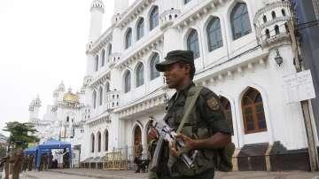 Антитерористична операция в Шри Ланка