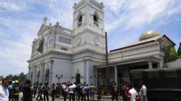 Взривове в Шри Ланка по време на Великденската служба - има жертви и ранени