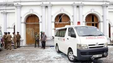 Серия бомбени атаки почерниха католическия Великден в Шри Ланка