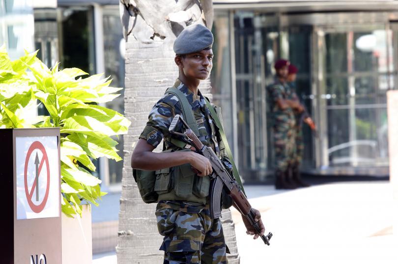 Снимка: 87 бомбени детонатора са открити на автогара в Коломбо, Шри Ланка
