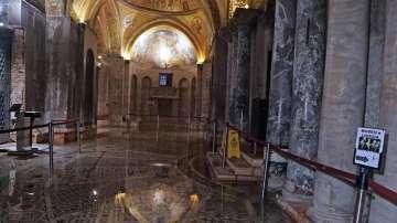 След наводненията: Катедралата Сан Марко във Венеция остаря с 20 г.
