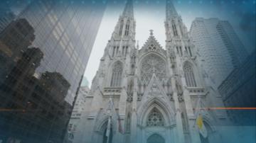 Предполагаем опит за палеж на катедралата Свети Патрик в Ню Йорк