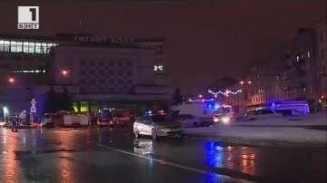 Няколко души бяха ранени при експлозия в супермаркет в Санкт Петербург (ВИДЕО)