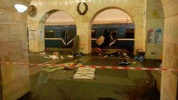 По кого удари взривът в Санкт Петербург?