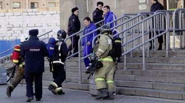 От нашите пратеници: Арести в Санкт Петербург след атентата в метрото